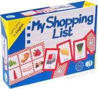 GAMES: [A2]: MY SHOPPING LIST