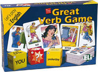 GAMES: [A2-B1]: GREAT VERB GAME