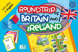 GAMES: [A2-B1]: ROUNDTRIP OF BRITAIN AND IRELAND