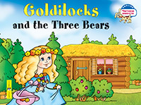 Наумова Н. А. Златовласка и три медведя. Goldilocks and the Three Bears. (на англ яз) 2 ур