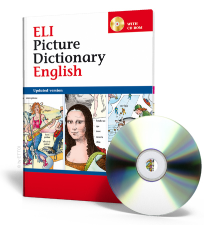 PICT. DICTIONARY [A1-B1]: ENGLISH DICTIONARY+CD-ROM