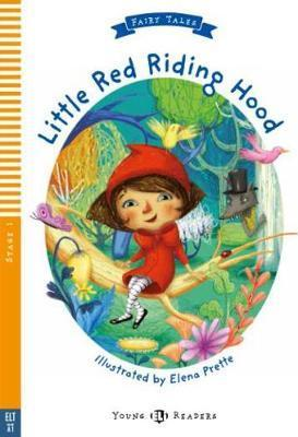 Rdr+CD: [Young]: LITTLE RED RIDING HOOD