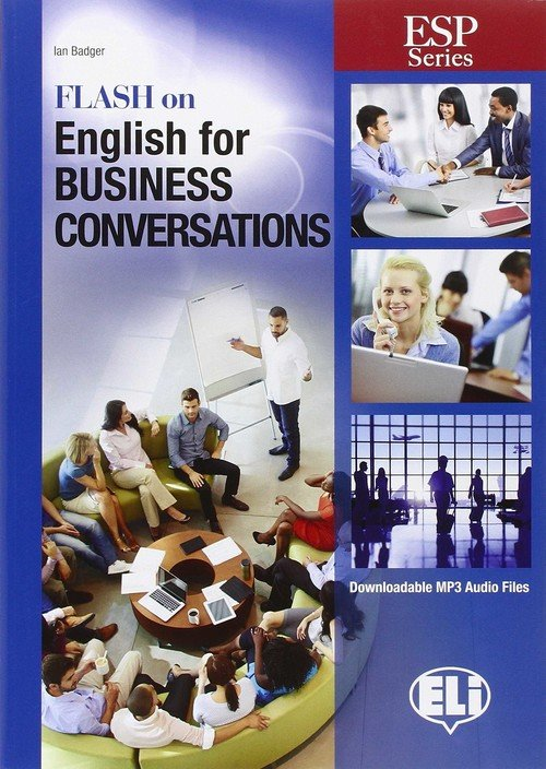 E.S.P: [FoE]:  Business English Conversations