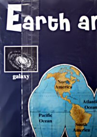 Poster Pack 4 (Grammar Fun, English Speaking Countries, Earth&Universe)