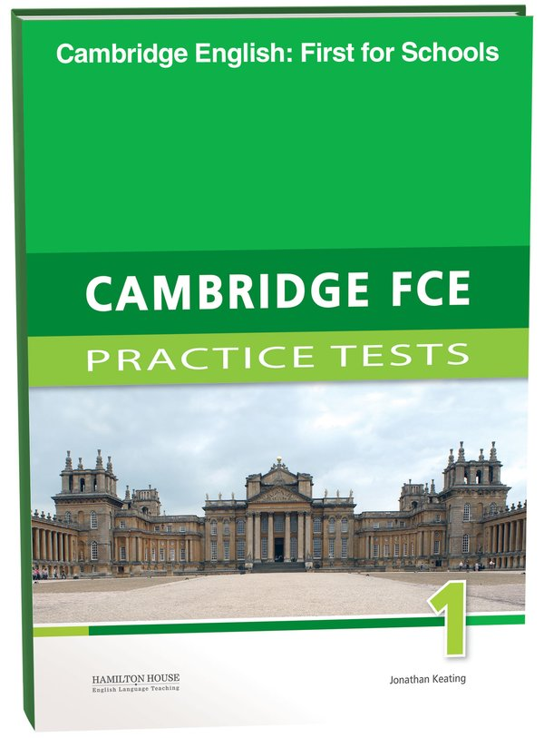 Practice Tests for Cambridge First 2015 (FCE) 1:  SB