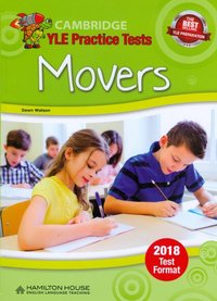 Practice Tests for YLE 2018 [Movers]:  SB