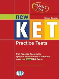 KET Practice Tests:  SB+CD (no key)