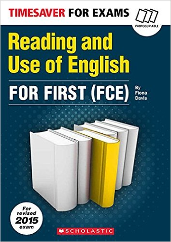Timesaver: Reading and Use of English for First (FCE)